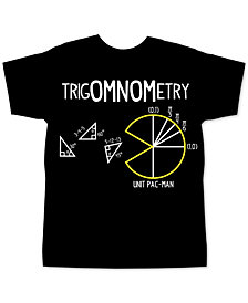 Changes Men's Trigomnometry Graphic Print T-Shirt