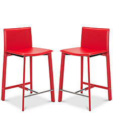 Nilsen Counter Stool (Set Of 2), Quick Ship