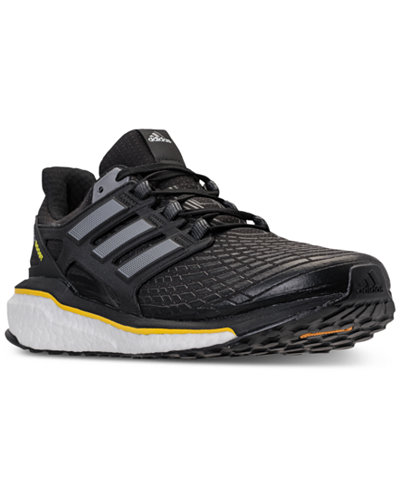 adidas Men's Energy Boost Running Sneakers from Finish Line