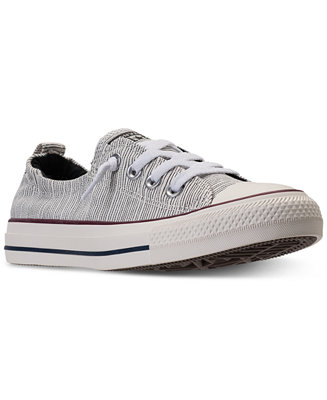 b745c4ad2318 Converse Women s Chuck Taylor Shoreline Ox Casual Sneakers from ...