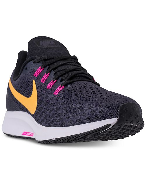 check out da960 86d1a ... Nike Women s Air Zoom Pegasus 35 Running Sneakers from Finish ...