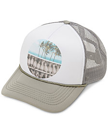 O'Neill Juniors' Calm Waters Graphic-Print Trucker Hat