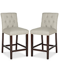 Boyton Counter Stool (Set Of 2), Quick Ship