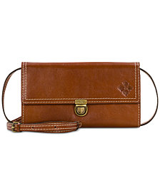 Patricia Nash Alia Flap Crossbody