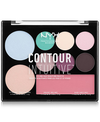 Contour Intuitive Palette by Nyx Professional Makeup