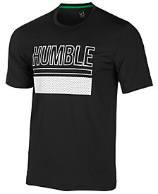 ID Ideology Men's Humble Graphic T-Shirt, Created for Macy's