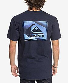 Quiksilver Men's Creased Again Logo-Print T-Shirt