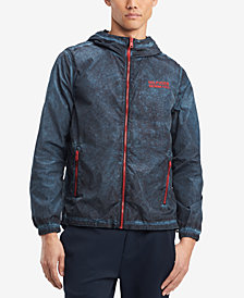 Tommy Hilfiger Men's Granite Windbreaker Jacket, Created for Macy's