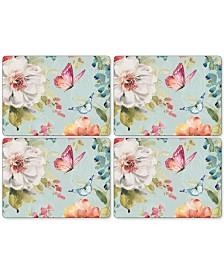 Pimpernel Colorful Breeze Placemats, Set of 4