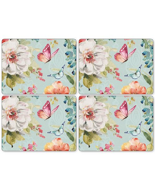 Pimpernel Colorful Breeze Placemats, Set of 4