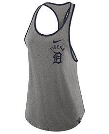 Nike Women's Detroit Tigers Tri-Racer Tank