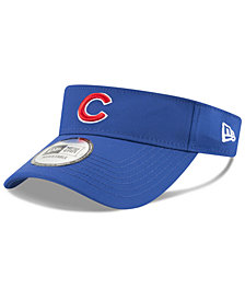 New Era Chicago Cubs Clubhouse Visor