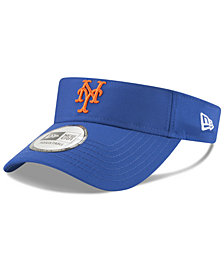 New Era New York Mets Clubhouse Visor