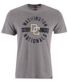 '47 Brand Men's Washington Nationals Roundabout Club T-Shirt