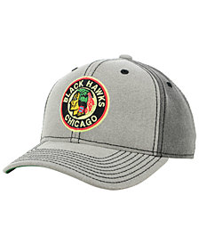 CCM Chicago Blackhawks Dive Adjustable Cap