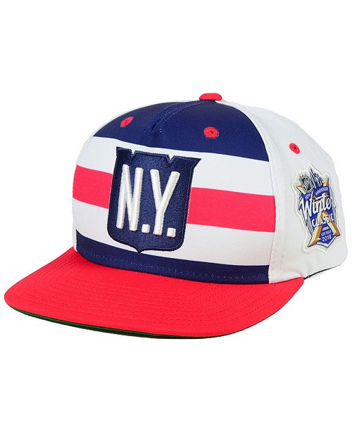 adidas New York Rangers Winter Classic Snapback Cap - Sports Fan ... d5f9ca4cc