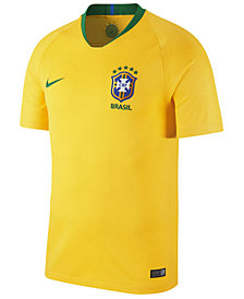Nike Men's Brazil National Team Home Stadium Jersey