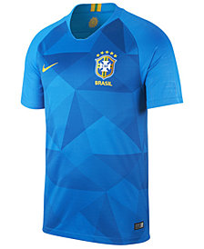 Nike Men's Brazil National Team Away Stadium Jersey