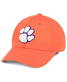 Top of the World Clemson Tigers Life Stretch Cap
