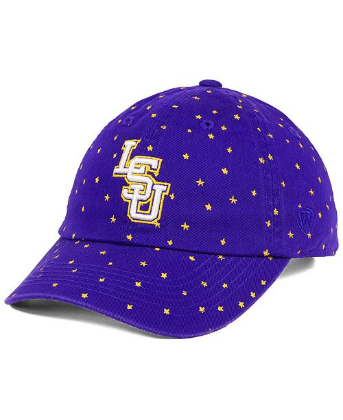 Top of the World Women s LSU Tigers Starlight Adjustable Cap ... 303bdd7096