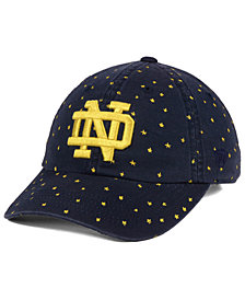 Top of the World Women's Notre Dame Fighting Irish Starlight Adjustable Cap
