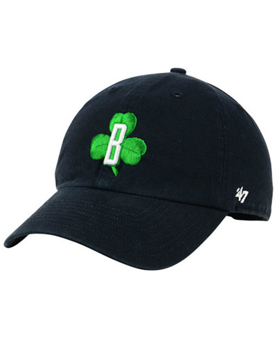 '47 Brand Boston Celtics Mash Up CLEAN UP Cap