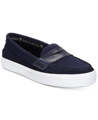 Weekender Lx Stitchlite Loafers by Cole Haan