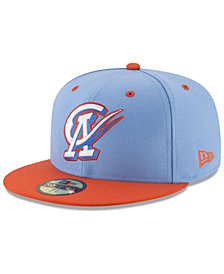 New Era Oklahoma City Dodgers AC 59FIFTY FITTED Cap