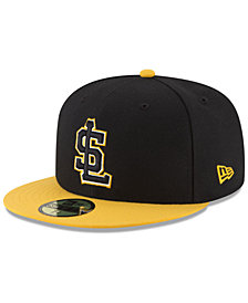 New Era Salt Lake Bees AC 59FIFTY FITTED Cap
