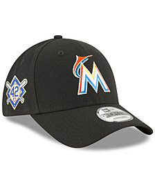 New Era Miami Marlins Jackie Robinson Collection 9FORTY Cap