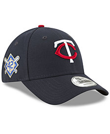 New Era Minnesota Twins Jackie Robinson Collection 9FORTY Cap