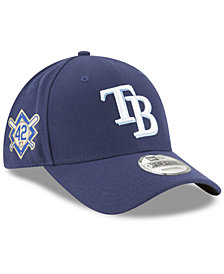New Era Tampa Bay Rays Jackie Robinson Collection 9FORTY Cap