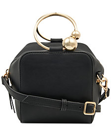 Nine West Moxie Top-Handle Mini Crossbody