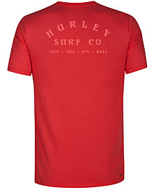 Hurley Men's Perth Logo-Print T-Shirt