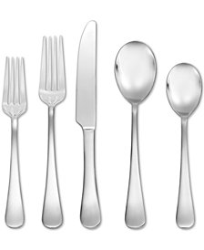 Skandia  Hampton Forge Mantra Satin Fade 20-Pc, Flatware Set, Service for 4
