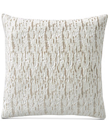 "Hotel Collection Opalescent 22"" Square Decorative Pillow, Created for Macy's"
