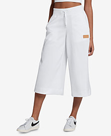 Nike Sportswear Beautiful X Powerful Relaxed Cropped Wide-Leg Pants