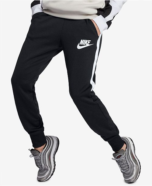 classic shoes offer discounts select for genuine Nike Sportswear High-Rise Jogger Pants & Reviews - Pants ...