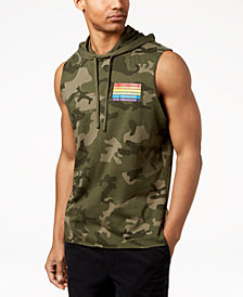 American Rag Men's Pride Sleeveless Hoodie, Created for Macy's
