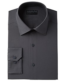 Men's Big & Tall Solid Dress Shirt, Created for Macy's