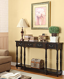 Apperson Console Table Collection, Quick Ship