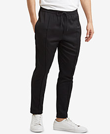Kenneth Cole New York Men's Pleated Pull-On Pants