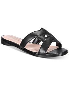 Avec Les Filles Blaye Slide Sandals