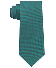 Club Room Men's Nonsolid Silk Tie, Created for Macy's