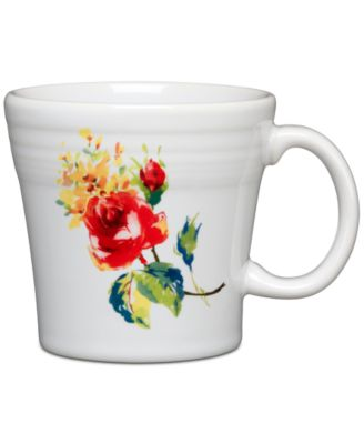 Floral Bouquet Tapered Mug