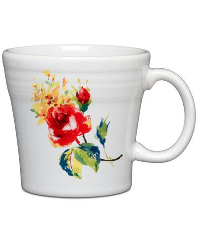 Fiesta Floral Bouquet Tapered Mug