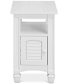 Harbor Towne Chairside Table, Quick Ship