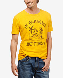 Lucky Brand Men's Paradise Graphic T-Shirt