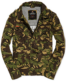Superdry Men's Rookie Deck Jacket