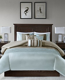 Madison Park Amherst 6-Pc. King/California King Duvet Cover Set
